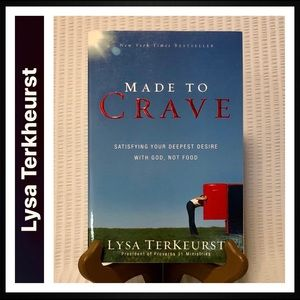 Made to Crave, by Lysa Terkeurst